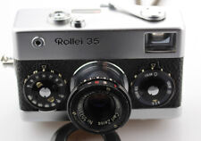 New listing Rollei 35 with Carl Zeiss 40Mm f3.5 Lens/Copies of Manuals