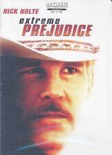 Extreme Prejudice 0012236118756 DVD Region 1