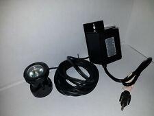 Beckett Water Flower Garden Pond Accent Light Kit w/ Transformer