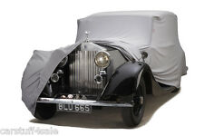 FORM-FIT indoor CAR COVER, custom made to fit *most ROLLS ROYCE; 6 color choices
