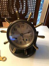 Very Rare Vintage/Antique Chelsea Ship Clock #655