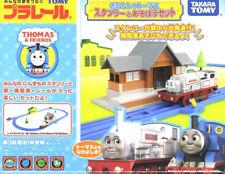 Tomy Pla Rail Plarail Thomas & Friends Stanley Track Set (Rare Retired)