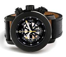 Meccaniche Veloci SuperQuadro Titanium Automatic Chronograph Wristwatch