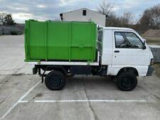 Pfau Modell S85 Müllpresse kleiner Pritschenwagen Winterdienstfahrzeug