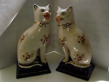 Animals Staffordshire Pottery