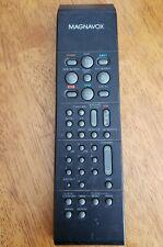 MAGNAVOX VCR TV remote Control  Black TESTED
