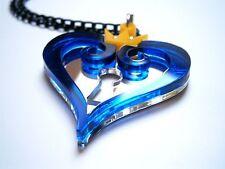 KH Blue Necklace – Sora Kairi Cosplay Pendant