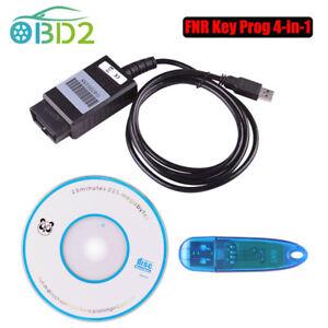 FNR Key Prog 4-in-1 For Renault/For Nissan/For Ford Programming Interface OBD2