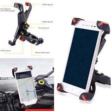 Seguridad Moto Mtb Bicicleta Montaje Para Manillar Soporte Teléfono GPS