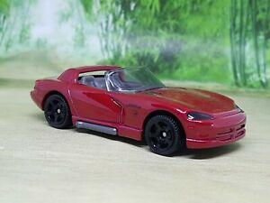 Matchbox Dodge Viper RT/10 Diecast Model Car  - Excellent Condition