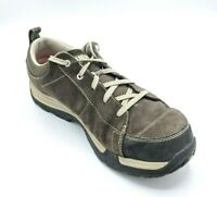 LL Bean Men's Brown Tennis Shoe Sneaker 11.5 Medium Vertigrip Item ID 301188