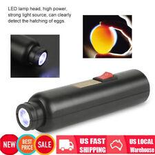 New listing New Led Light Egg Candler Tester Ultra Bright Pocket Poultry Egg Lamp Incubator