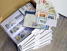 [URLAUB] Briefmarken-Inventurkiste XL BRD hunderte Marken aus Sammlernachlass