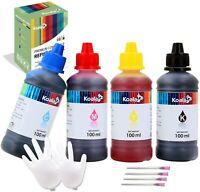 UNIVERSAL Epson Refill Ink 522 Refillable Printer Cartridges ET-2710 2720 7720
