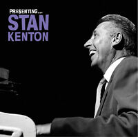 Presenting - Stan Kenton CD