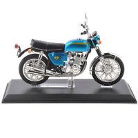 Honda Dream CB750 Four Motorcycle Vehicle Model 1/12 Scale Diecast Motorbike Toy