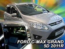 FORD GRAND C-MAX  2011 -   5.doors Wind deflectors  4.pc  HEKO  15293