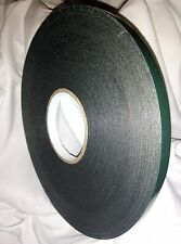 High Quality Number Plate Sticky roll To Hold Plates To Your Vehicle 12x1MMx30M