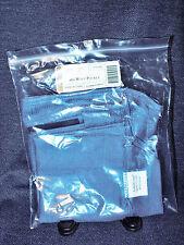 Genuine Longaberger Medium Wall Pocket Basket Fabric Liner Cornflower New Pack