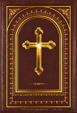 Edles Set Einladungskarten (5 St.) zur Konfirmation / Kommunion mit Umschlägen