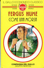 Fergus Hume - Come una morsa