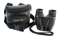 Simmons 7-15x25 Compact Fully Coated Optics Model #24157  Binoculars Exc Cond.