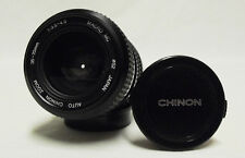 CHINON f/3.5-4.6 35-70mm Macro Zoom Lens SLR Camera PENTAX K DSLR Micro 4/3
