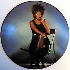 """Tina Turner - What's Love Got To Do With It - 12"""" Picture Disc - UK - 1984 - New"""