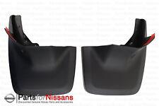 Genuine Nissan 2004-2011 Titan Crew King Cab Rear Mud Flap Splash Guard OEM NEW