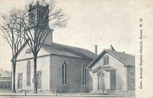 DOVER NH - Central Avenue Baptist Church