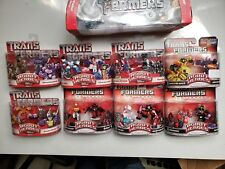 Transformers Robot Heroes LOT Decepticon Sneak Attack G1 Skywarp Ravage Arcee +
