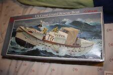 Glencoe Models 1:48 US Coast Guard Rescue Boat