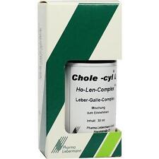 CHOLE-CYL L Ho Len Complex Tropfen 30ml PZN 3395766