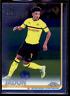 2018-19 Topps Chrome UEFA Champions League Jadon Sancho RC Rookie Dortmund #86