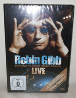 DVD ROBIN GIBB - LIVE WITH THE FRANKFURT - NUOVO NEW