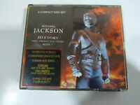 Michael Jackson History Book I Epic 1995 Fat Box - 2 x CD