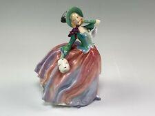 Classic Royal Doulton Figurine, Autumn Breezes Hn 1911