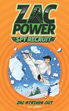 Zac Power Spy Recruit - Zac Strikes Out by H. I. Larry (Paperback, 2014) Early!