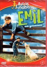 SCHWEDISCH: DVD Astrid Lindgren, Michel Emil i Lönneberga och griseknoen