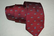 Paul Smith Mens Tortoise Tie Brand New