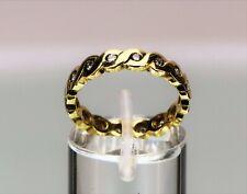 Memory / Eternity Ring 750 Gold 0,35ct Brillanten - 20952 –