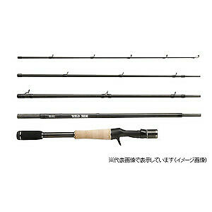 Reset Wild Side WSC 68 M-5 (Casting Rod)  Ship From Japan