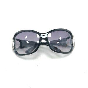 Chanel Sunglasses Square Black Plastic Designer Logo DY314-1 65-15-115 251803