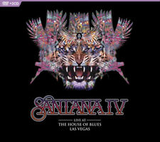 Santana - Live At The House Of Blues, Las Vegas [New DVD] With CD, Digipack Pack
