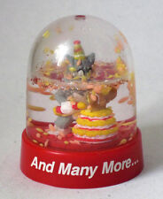 "Vintage 1990 Turner ""And Many More"" Collectible Snow Globe #222"