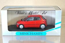 MINICHAMPS MIN 023002 BMW E 1 RED MINT BOXED my