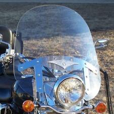 "KAWASAKI VULCAN VN1500  NOMAD 20"" x 26"" CLEAR REPLACEMENT WINDSHIELD - *F"