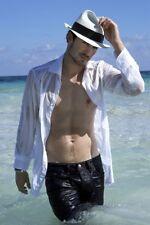 """Ian Somerhalder Poster #02 Wet Open Shirt 24x36"""""""