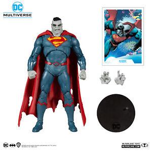 McFarlane Bizarro DC Rebirth Superman 22 New Release, UK & MISB