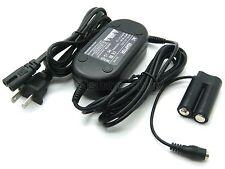 AC Power Adapter + DC Coupler For EH-65A Nikon Coolpix L20 L21 L22 L23 L24 L25